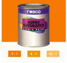 Rosco Supersat Leather Lake Paint